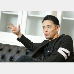 OWNDAYSの田中修治社長(C)日刊ゲンダイ