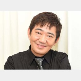 お笑いコンビ「メッセンジャー」の黒田有さん/(C)日刊ゲンダイ
