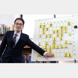 棋士の今泉健司さん(C)日刊ゲンダイ