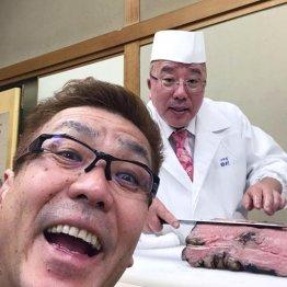懐石料理「つきぢ田村」エンターテインメントで皆を笑顔に