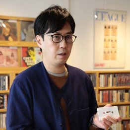 角田太郎さん(カセットテープ専門店「waltz」代表)第3回