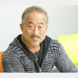 空手家・ボディービルダーの角田信朗さん(C)日刊ゲンダイ