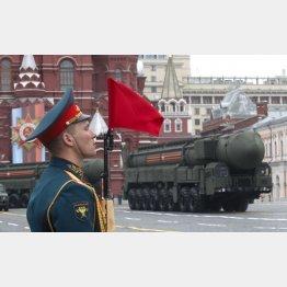 ロシアの軍事力は米国に次ぎ世界第2位(C)ロイター