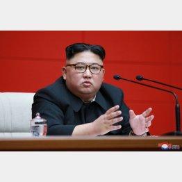 北朝鮮の金正恩・朝鮮労働党委員長(C)ロイター/ KCNA