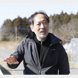 市民エネルギーちばの東光弘代表(C)日刊ゲンダイ