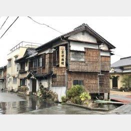 愛すべきボロ宿「京栄旅館」(C)日刊ゲンダイ