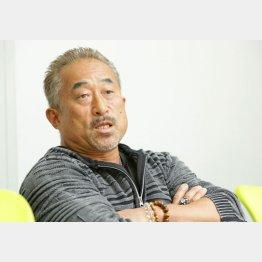 角田信朗さん(C)日刊ゲンダイ