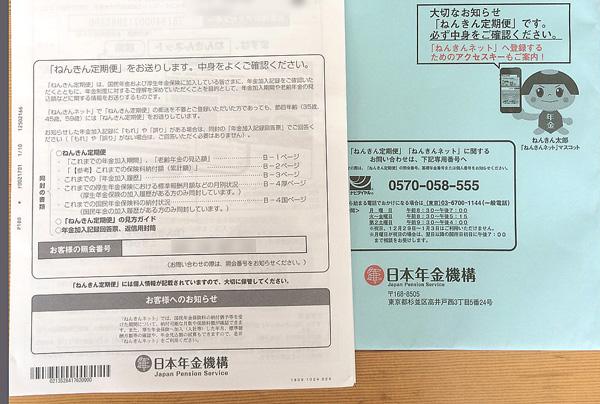 """こんな""""定期便""""が届く(C)日刊ゲンダイ"""