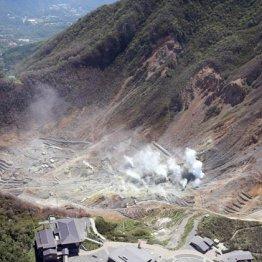 専門家が警鐘鳴らす 箱根山は大雨の後に噴火する可能性が