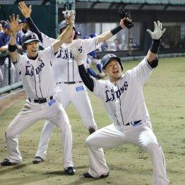 """12球団トップの20発 西武山川が語る""""どすこい""""本塁打理論"""