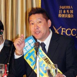 「改選6」参院東京に7人擁立 そこに隠された恐るべき戦略