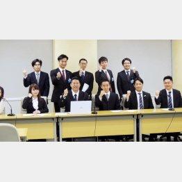 参院選に10人出馬(C)日刊ゲンダイ