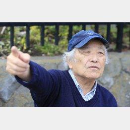 競馬作家の吉川良さん(C)日刊ゲンダイ