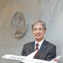 """日本航空 赤坂祐二社長<3>夢はJALで""""国産機""""を飛ばすこと"""
