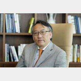 東京財団政策研究所主席研究員の柯隆氏(C)日刊ゲンダイ
