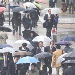 異常気象で梅雨に異変 雨ピークは7月中旬で真冬並み寒さも