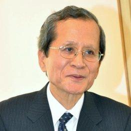 駒野欽一元駐イラン大使