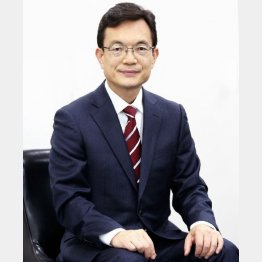 趙世暎氏(提供)韓国外交部