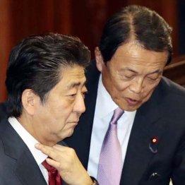 安倍首相は盟友のために解散 流れる「麻生引退とW選挙」説