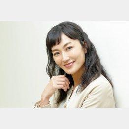 板谷由夏(C)日刊ゲンダイ