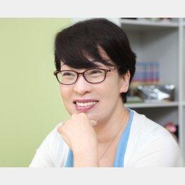 人工知能研究者の黒川伊保子さん(C)日刊ゲンダイ