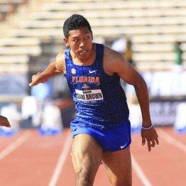 サニブラウン100mでまた9秒台 好調200mの課題は終盤の加速