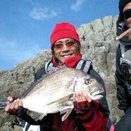 あいざき進也さんは釣り歴50年 50cm超えるメジナ釣りたい