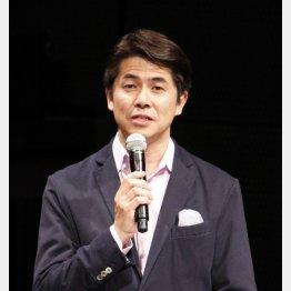 テレビ朝日の坪井直樹アナ(C)日刊ゲンダイ