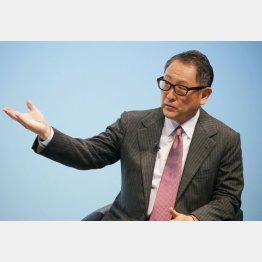 トヨタは3000億円の自社株買い(C)日刊ゲンダイ