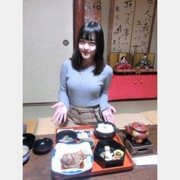 「鯛づくし御膳」(税込2000円)/(C)日刊ゲンダイ