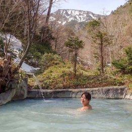 栃木県 奥鬼怒川温泉「手白澤温泉」山歩き後の極上のお湯