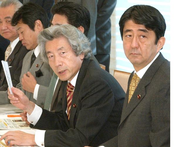 """小泉・安倍の""""親子""""が政権政党の質を大きく低下させた"""
