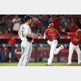 3連敗となった菊池(C)ロイター/USA TODAY Sports