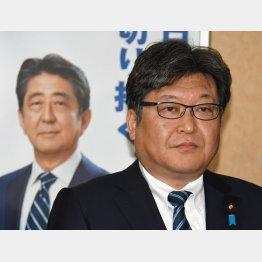 また放言(萩生田光一自民党幹事長代行)/(C)日刊ゲンダイ