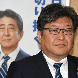 萩生田氏が首相の人格揶揄? 「安倍ネクタイ発言」の波紋