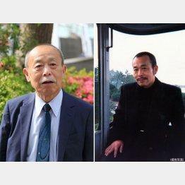 元麻薬取締官(マトリ)の高濱良次さん。右は現役時代(C)日刊ゲンダイ