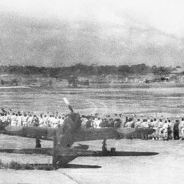陸軍で最初の特攻隊「万朶隊」20代前半の搭乗員が選ばれた