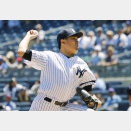 田中将大(C)ロイター/USA TODAY Sports