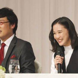 視聴率20%超は確実 山里亮太&蒼井優の披露宴中継で争奪戦