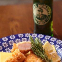 【ポッロ・フリット】一晩漬けて…定番のイタリアから揚げ