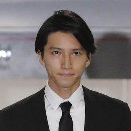 田口淳之介被告(C)日刊ゲンダイ