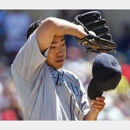 菊池は疲れがピークか(C)ロイター/USA TODAY Sports