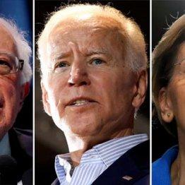 民主党の出馬表明はナント733人! 主要候補だけで20人前後