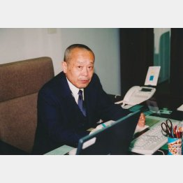元麻薬取締官(マトリ)の高濱良次さん(提供写真)