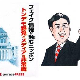 """所属議員も鼻白む 自民党""""ネトウヨ冊子""""配布で参院選対策"""