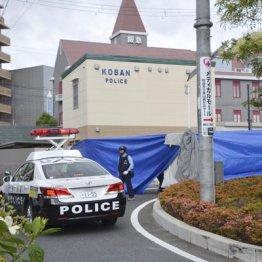 大阪交番襲撃 容疑者の父「関西テレビ常務」説を局に直撃