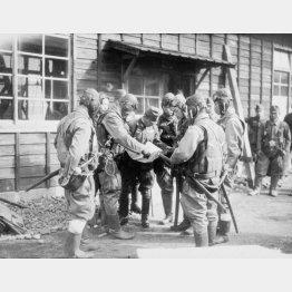出撃前の特攻隊員(1944年12月)/(C)共同通信社