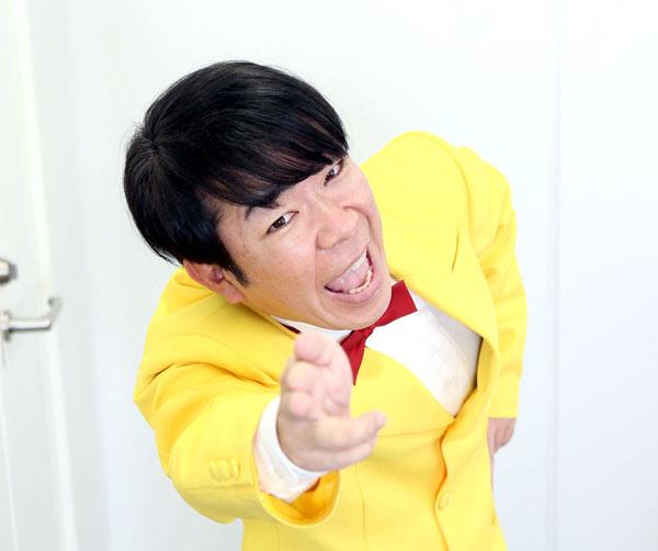 ダンディ坂野さん(C)日刊ゲンダイ