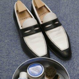 3分でできる靴ケアのコツ 履きジワとコバ周りだけでもOK