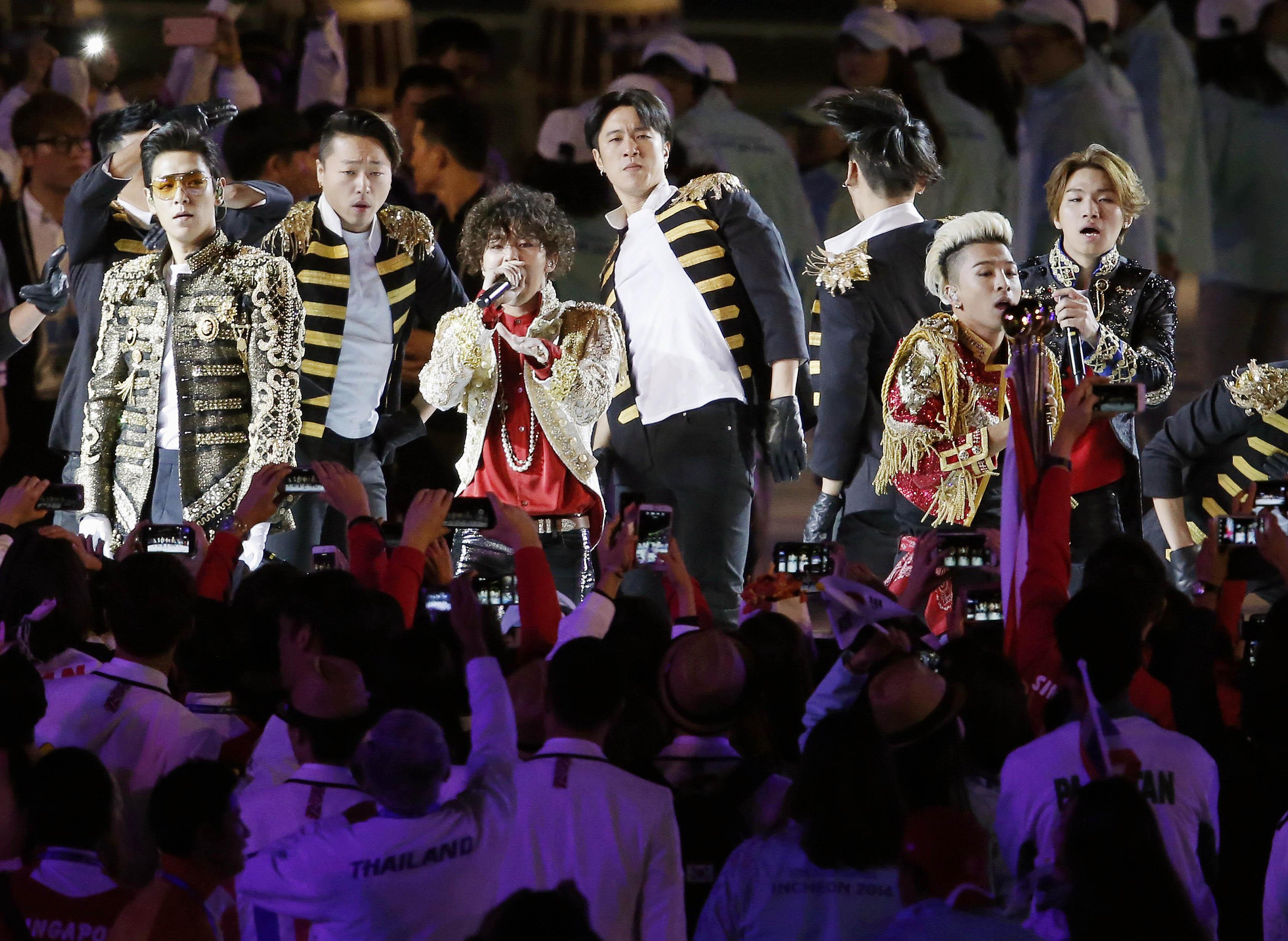 BIGBANG(C)共同通信社